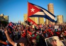 El gobierno de Cuba organiza una manifestación de «reafirmación revolucionaria» en La Habana