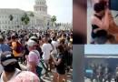 Los videos más impactantes de la semana: de las protestas masivas en Cuba al asesinato de comandos afganos por talibanes