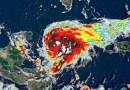 El huracán Grace se intensifica y golpearía la península de Yucatán en México este jueves