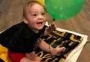 Este bebé de 1 año está hospitalizado con covid-19. Su padre suplica que te vacunes