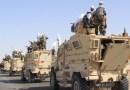 Los talibanes presumen de las armas incautadas en el desfile de victoria en Kandahar