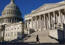 El Congreso de EE.UU. aprueba un proyecto de ley de financiación para evitar el cierre del gobierno