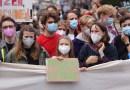 Minuto a minuto: Los jóvenes salen a la calle para protestar por el clima en todo el mundo