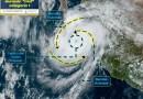 Olaf se intensifica a huracán categoría 1: mantiene su trayectoria hacia Baja California Sur, México