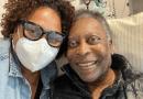 Hija de Pelé asegura que el astro del fútbol se está recuperando