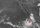 Tormenta tropical Pamela se forma en Pacífico mexicano, golpearía Sinaloa como huracán