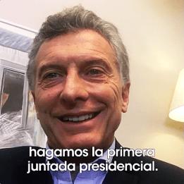 """EL PRESIDENTE """"MAURICIO MACRI"""" YA TIENE SU CUENTA OFICIAL EN """"TARINGA!"""""""