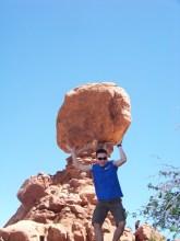~K~ pumping rock.