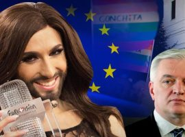 Conchita's Europe:  Eurovision, homonationalism and the politics of sexuality