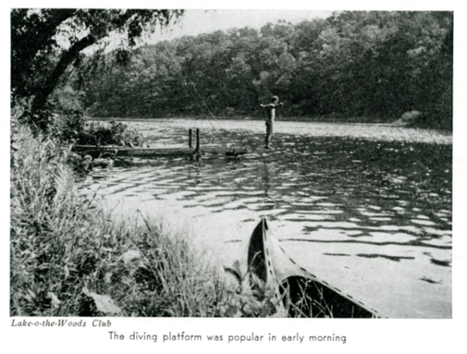 Many nudist images used a wide-angled perspective to recall a pastoral ideal of nakedness associated with the tradition of skinny dipping. The Nudist, 9 November 1936. (Courtesy of the Sunshine and Health Publishing Company.)