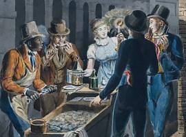 Sex & Food in the Nineteenth-Century American Metropolis