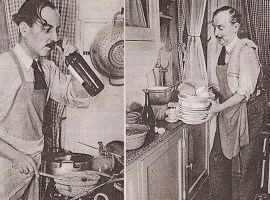 The Hunger of the Finnish Bachelor: Married Men, Desire & Domesticity in 20th Century Finland