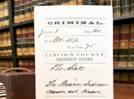 Searching for Sex Crimes in Rural Nebraska