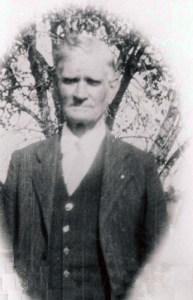 Pastor J.H. McDaniel