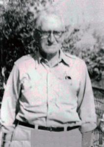 Pastor G.W. Smiley