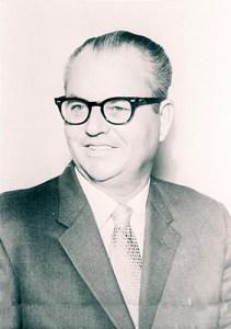 Pastor James Patton