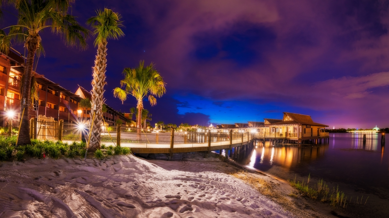 Disney's Polynesian Resort: You're Welcome