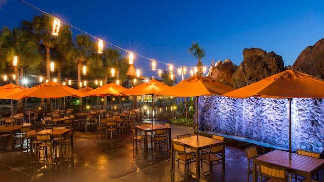 Walt Disney World Favorite Resort Restaurants
