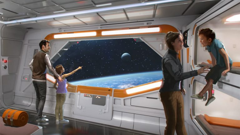 IT'S OFFICIAL: Location of New Star Wars Hotel revealed by Disney