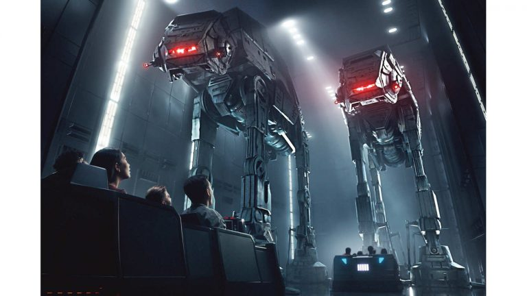 Mark Your Calendars! Rise of the Resistance Attraction Gets Opening Dates