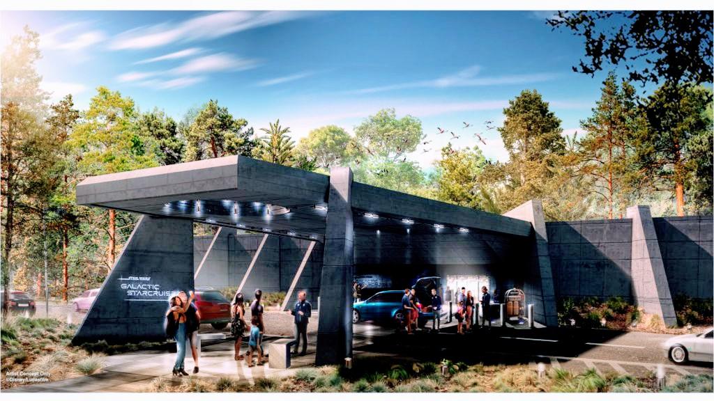 New Star Wars Hotel to open at Walt Disney World.