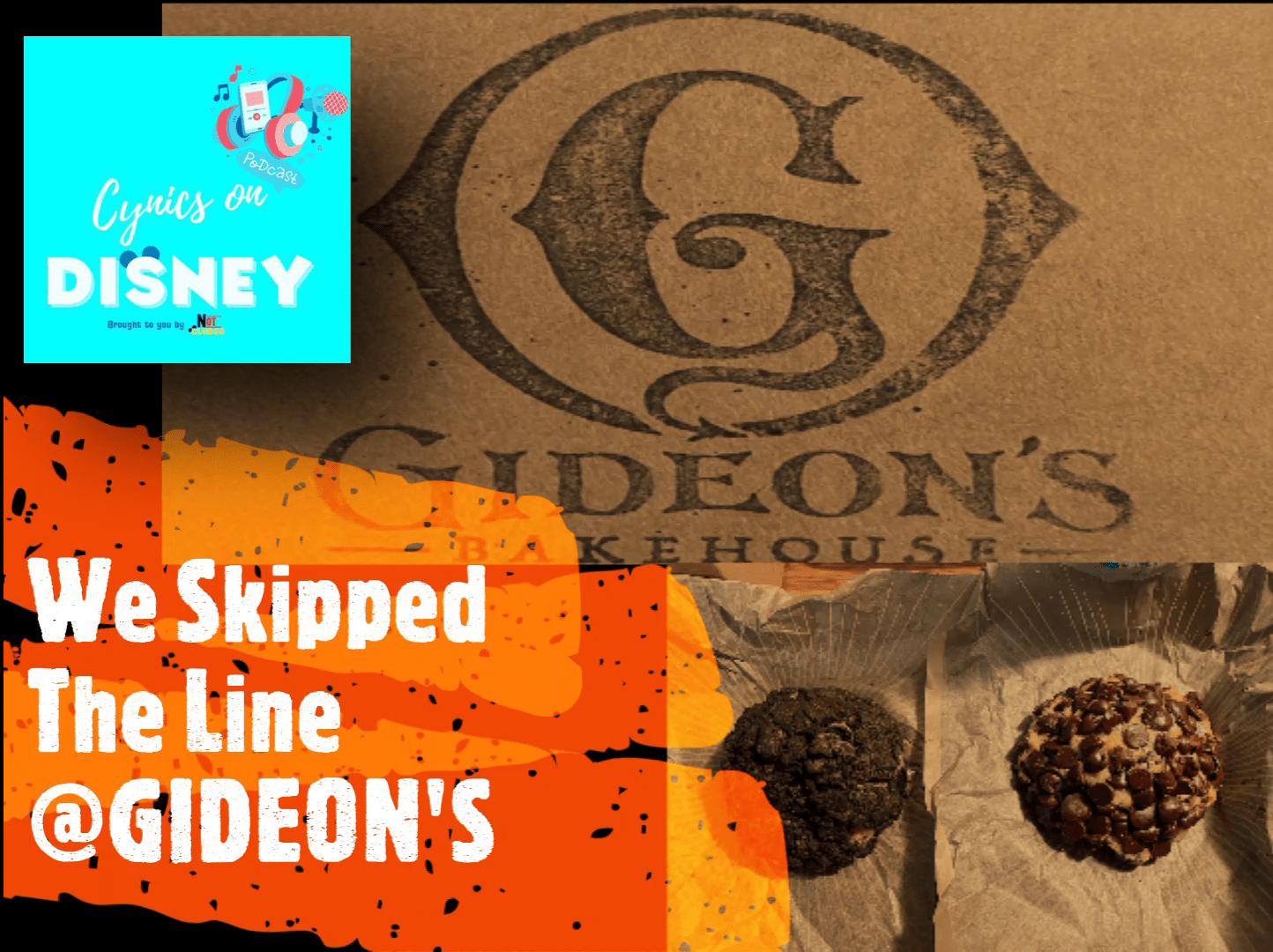 CODP05 We Skipped the Line at Gideon's