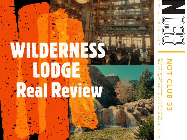 CODP06 Disney's Wilderness Lodge