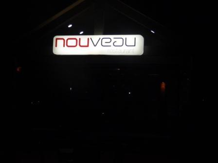 Nouveau Restaurant