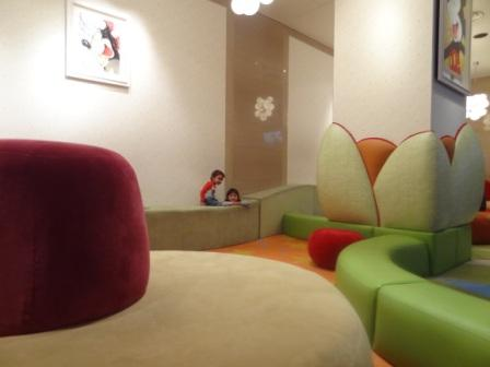 Hilton Tokyo Bay Reception