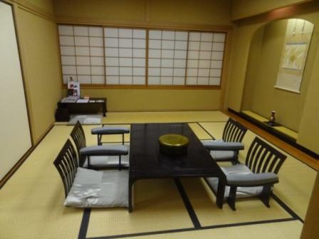 Hilton Tokyo Bay Japanese Suite