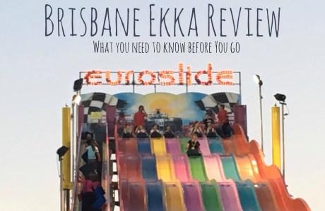 Brisbane Ekka – Should you go?