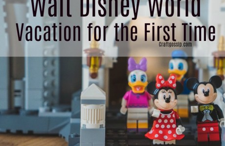 Planning a Walt Disney World Vacation for the First Time