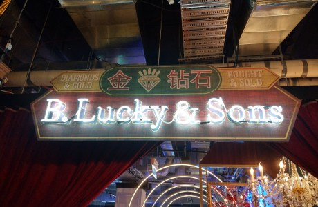 B. Lucky & Sons opens in Brisbane!