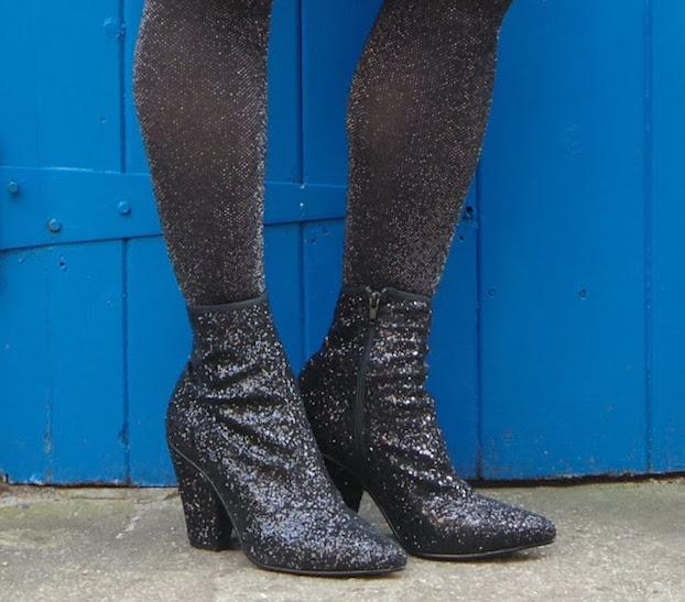 anna sparkle boots