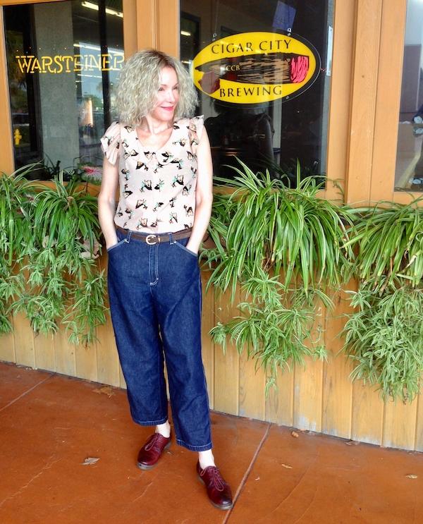 my high waist jeans