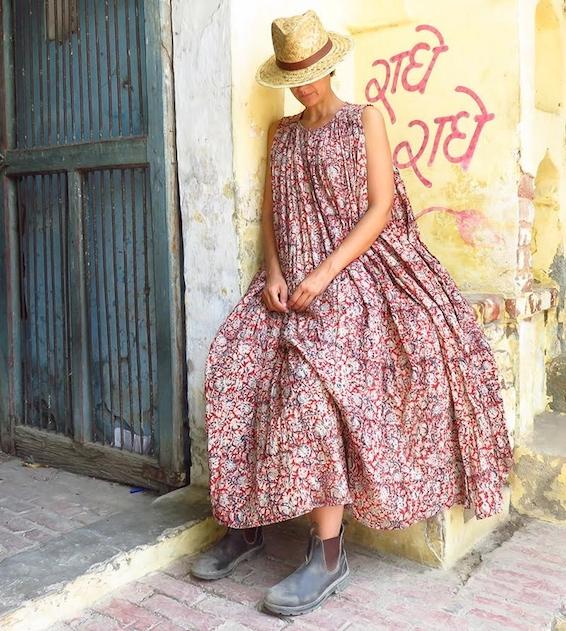 summer dress alyson