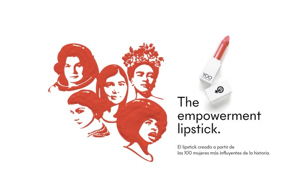 The empowerment lipstick