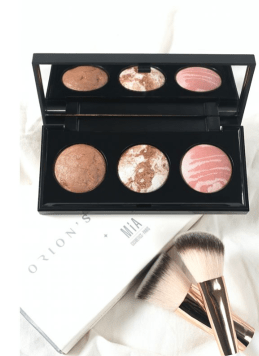 La paleta Orion's Light de Mia Cosmetics Paris