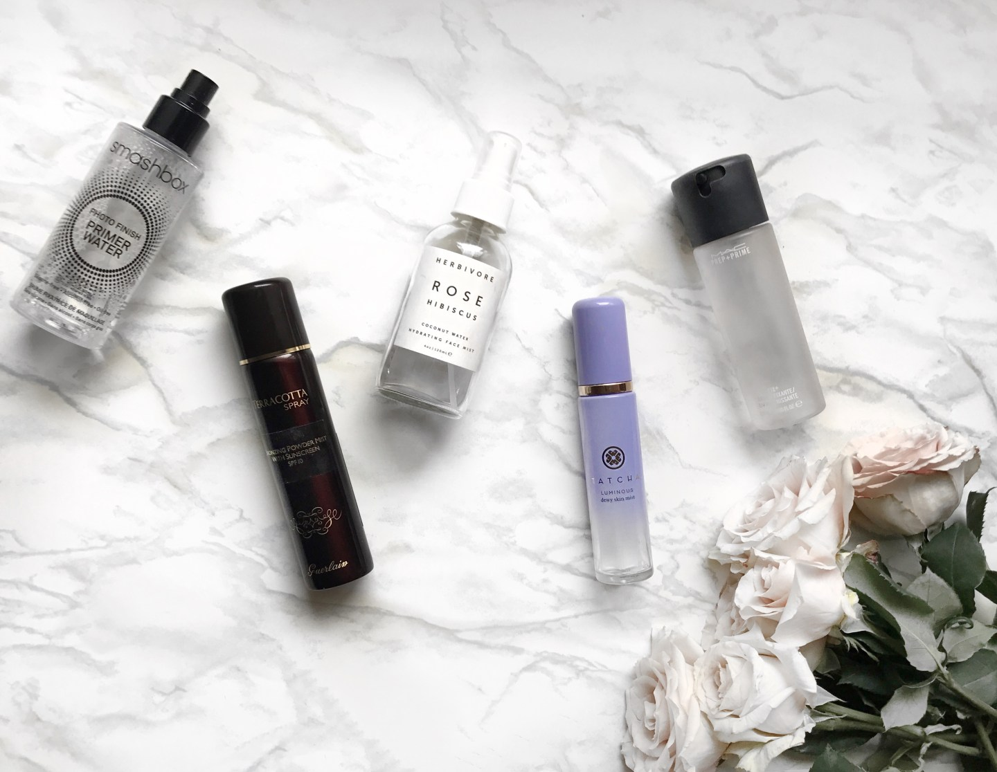 | Top 5 Facial Mists |