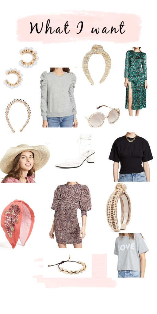 | What I want-shopbop sale |