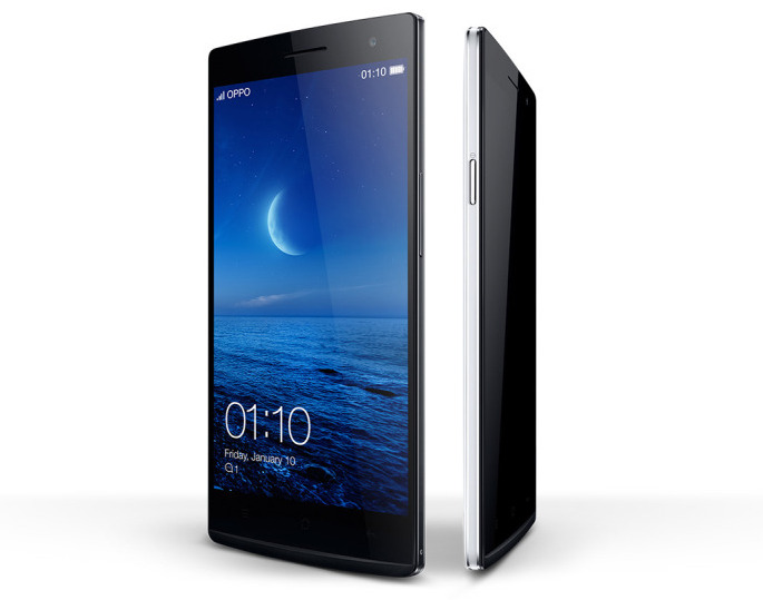 Oppo Officially Launches The Find 7 Smartphone