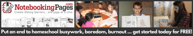 Notebooking Pages Free Resources