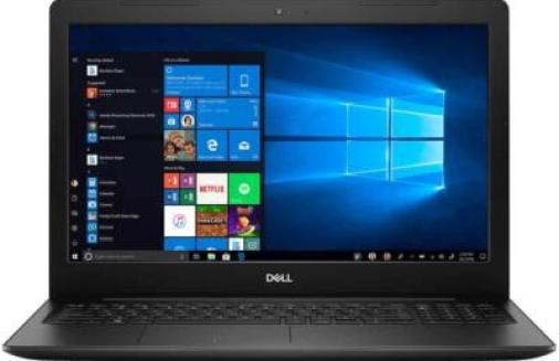 Dell Inspiron 15 i3593-3582BLK PUS - Top Laptops for College Students - notebookinsight.com