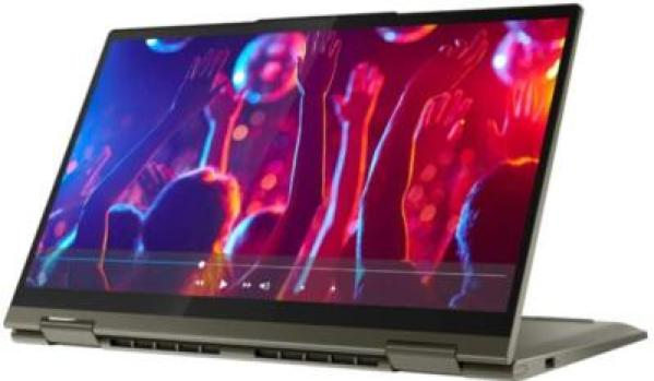 Convertible Touch Screen Laptop - Lenovo Yoga 7 14ITL5 82BH0006US