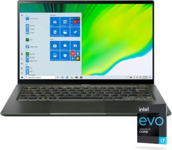 Best Laptop for Business and Personal Use - Acer Swift 5 SF514-55TA-74EC