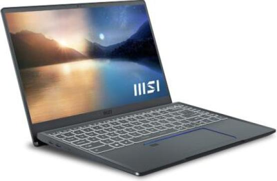 Laptop for Photo and Video Editing - MSI PRESTIGE 14 EVO A11M-220