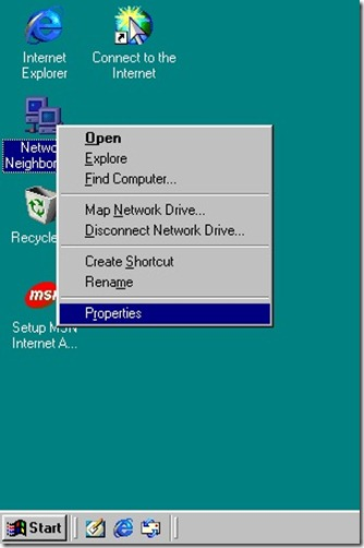how to network windows
