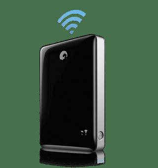 Seagate GoFlex Satellite Wireless Hard Drive