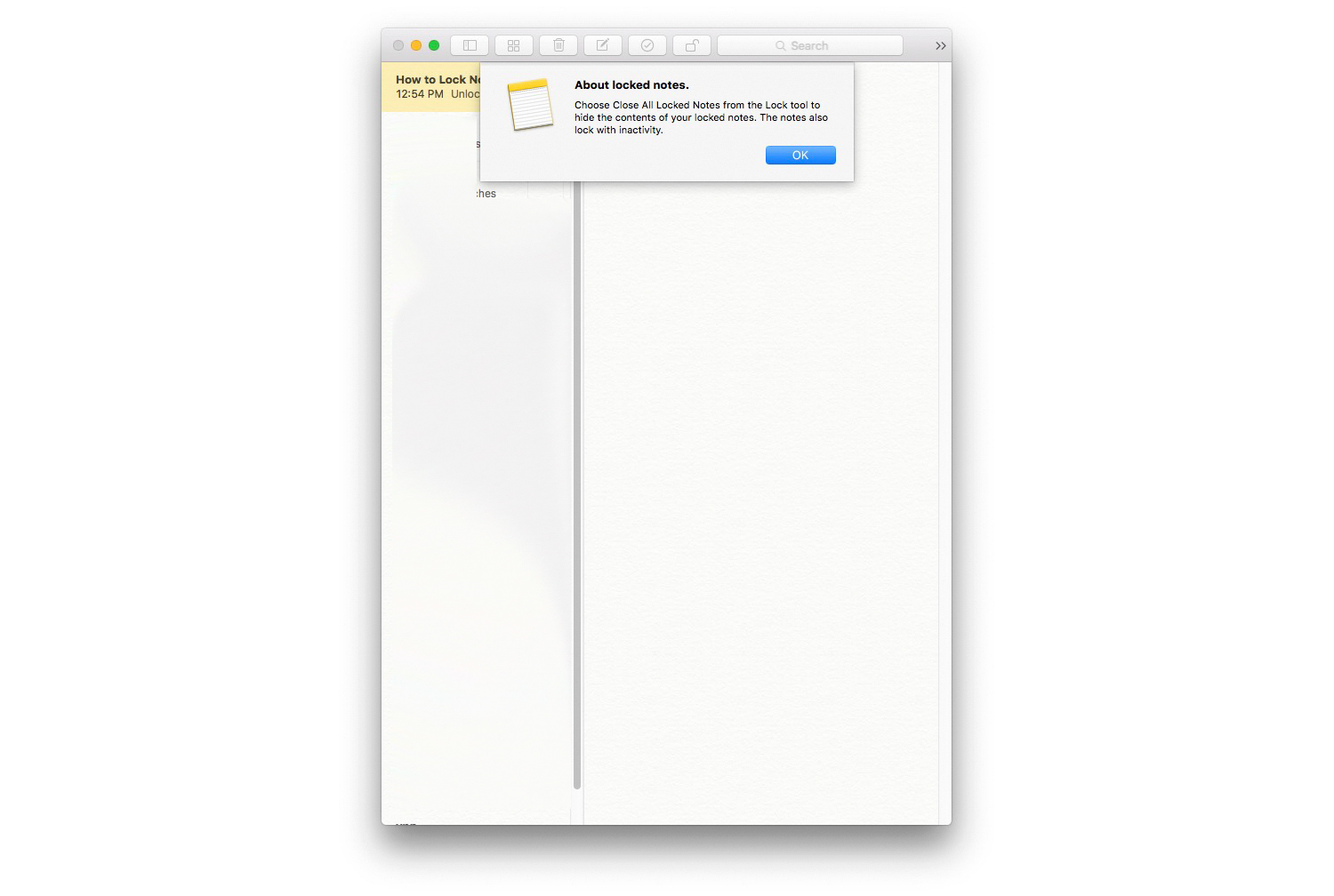 How to Lock Notes on Mac OS X: Password Protect Your Notes