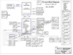 IBM ThinkPad X1 schematic – 10303-1 – 10303-2